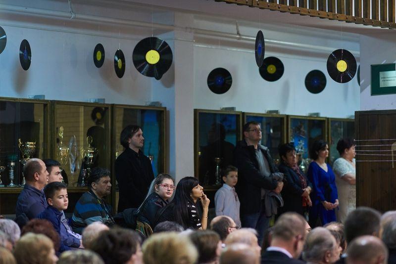 Jubileumi ünnepség a Vasvári gimnáziumban