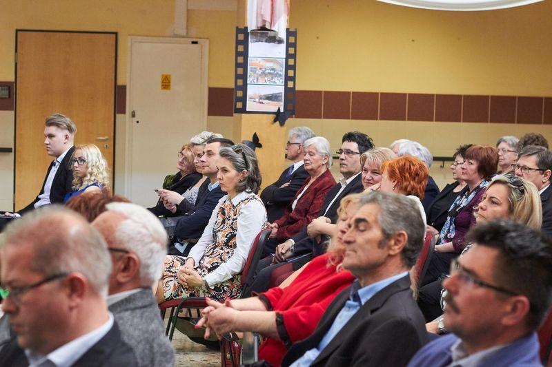 Jubileumi ünnepség a Wesselényi iskolában