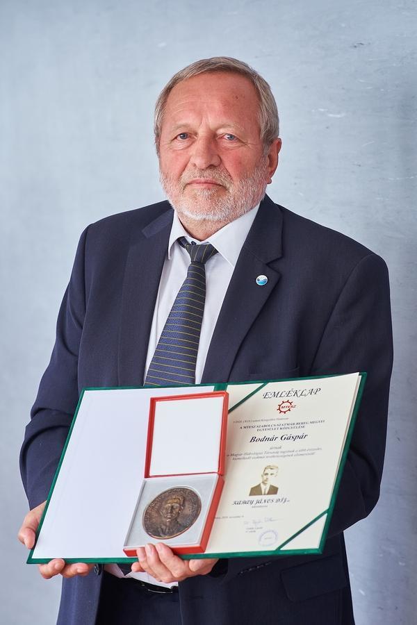 Kabay János díj 2021