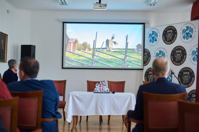 Kajaani digitális fotókiállítás megnyitó a múzeumban