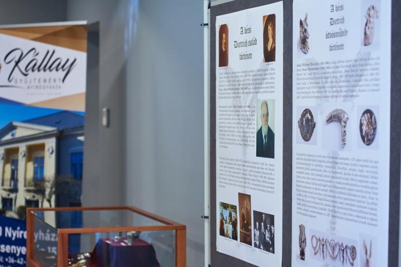 Kamara kiállítások a Kállay Házban