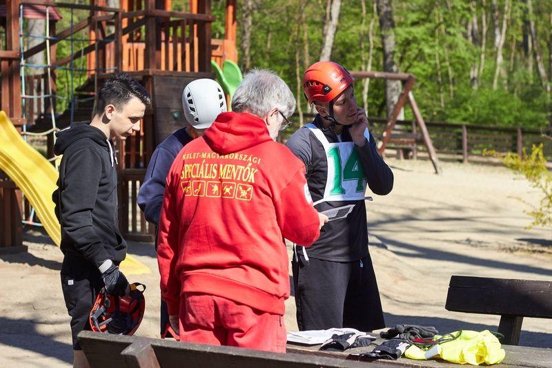 Katasztrófavédelmi verseny