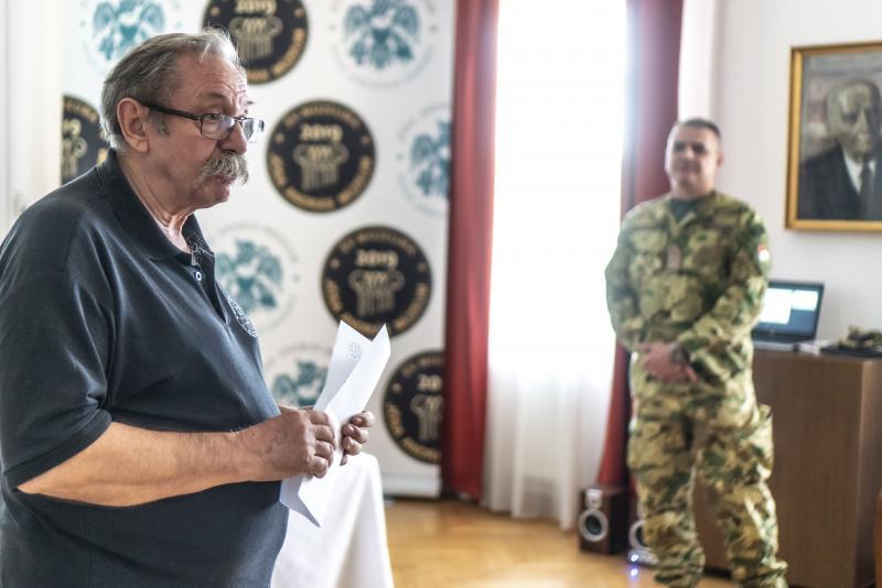 Katonaesemények előadás a Jósa András Múzeumban
