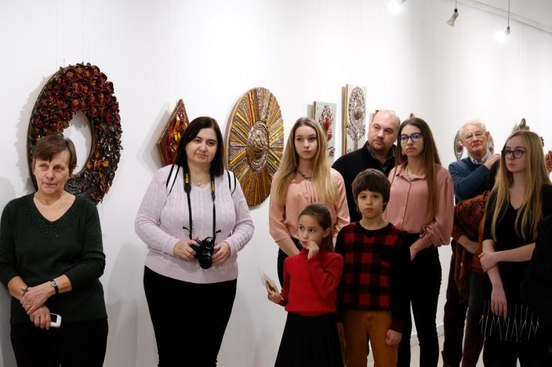 Kerámia kiállítás a Pál Gyula teremben