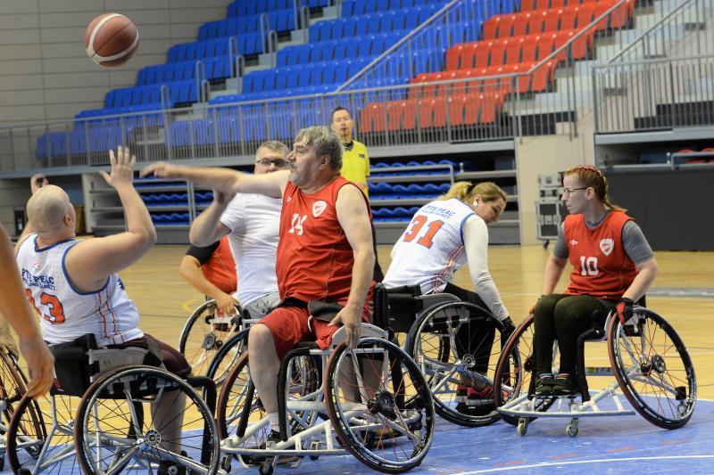 Kerekesszékes kosárlabda Magyar Kupa