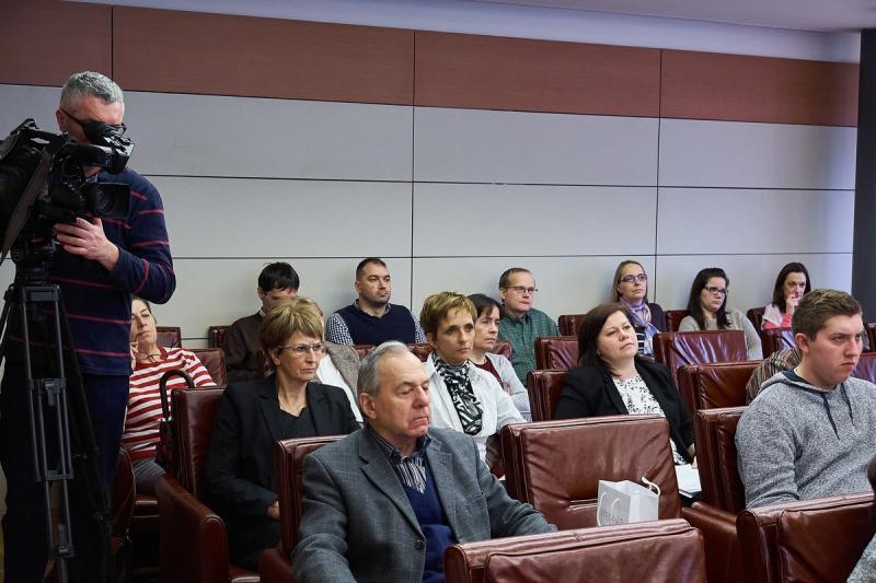 Konferencia az egyetemen a tudásfejlesztésről és-hasznosításról