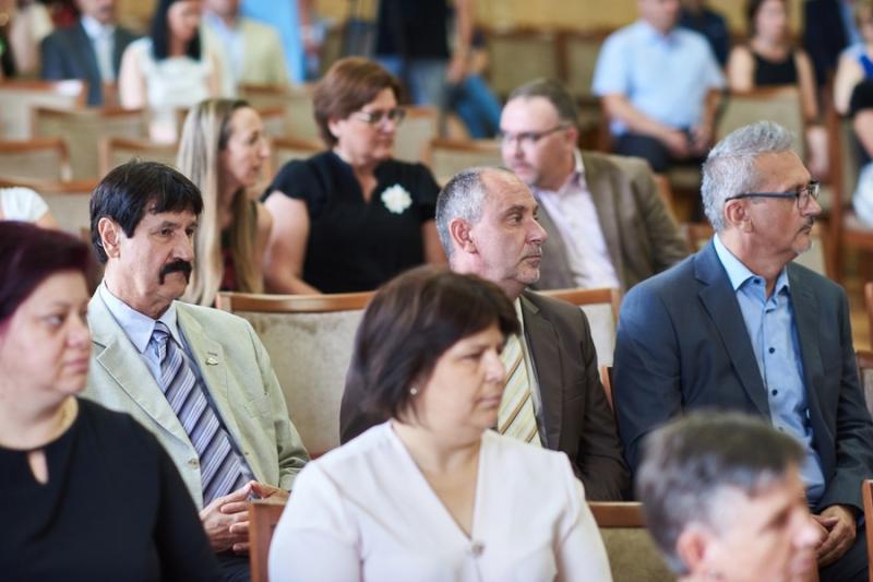 Köztisztviselők Napja a Megyeházán