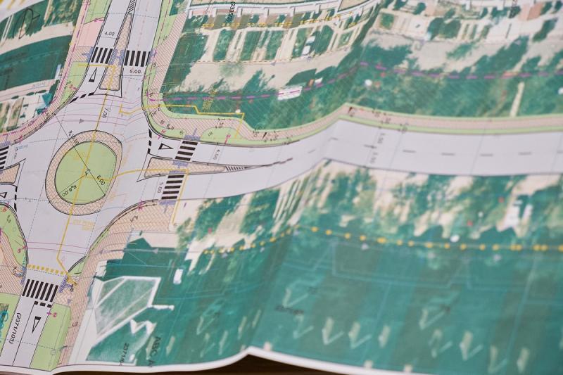 Lakossági fórum - Korányi Frigyes utca- Csaló közhöz tervezett körforgalom
