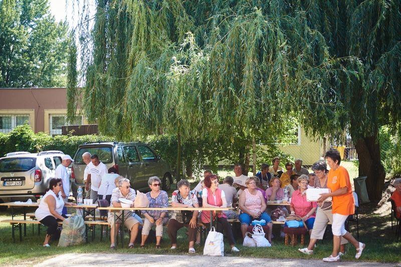 Lecsófőző verseny Borbányán