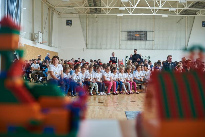 LEGO nap a kertvárosi iskolában