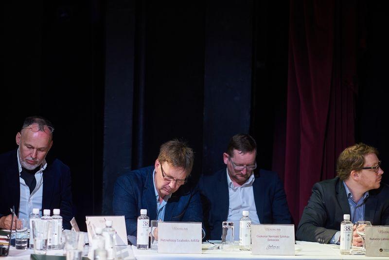 Magyar Teátrumi Társaság közgyűlése 2019