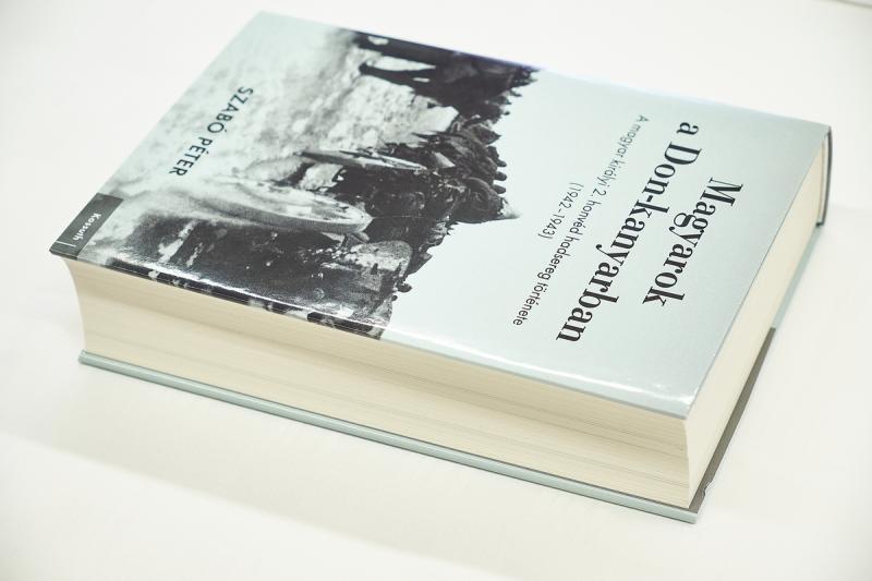 Magyarok a Don-kanyarban - könyvbemutató