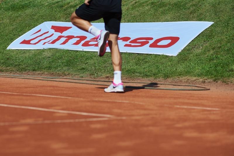 Marso-Bige Kupa  -  Fucsovics Márton edzése