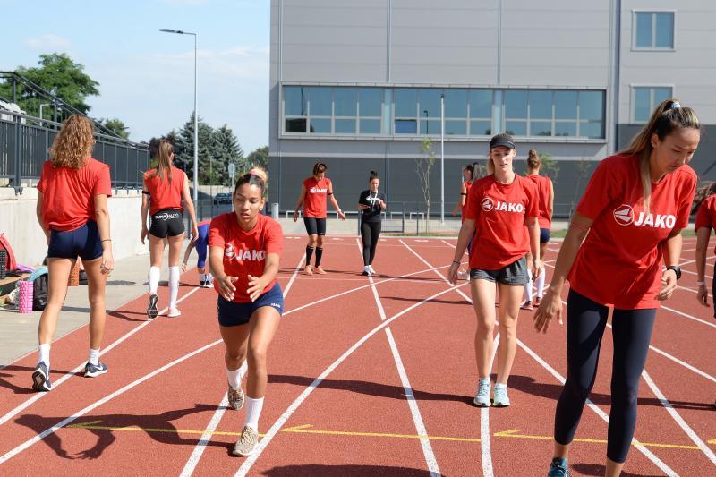 Megkezdte a felkészülést a Fatum Nyíregyháza női röplabda csapat