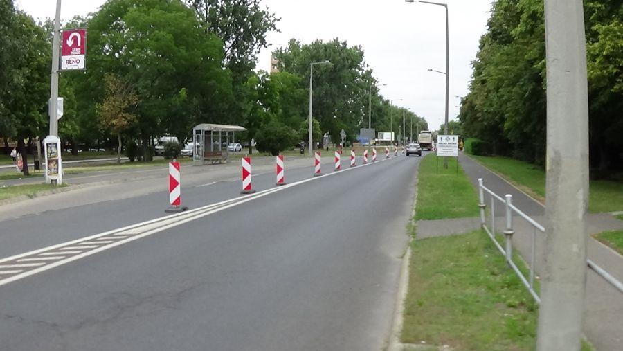 Megújul és körforgalommal bővül a Korányi Frigyes utca
