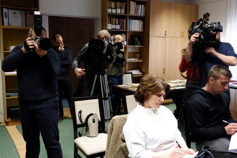 Megyei Értéktár sajtótájékoztatója 20200113