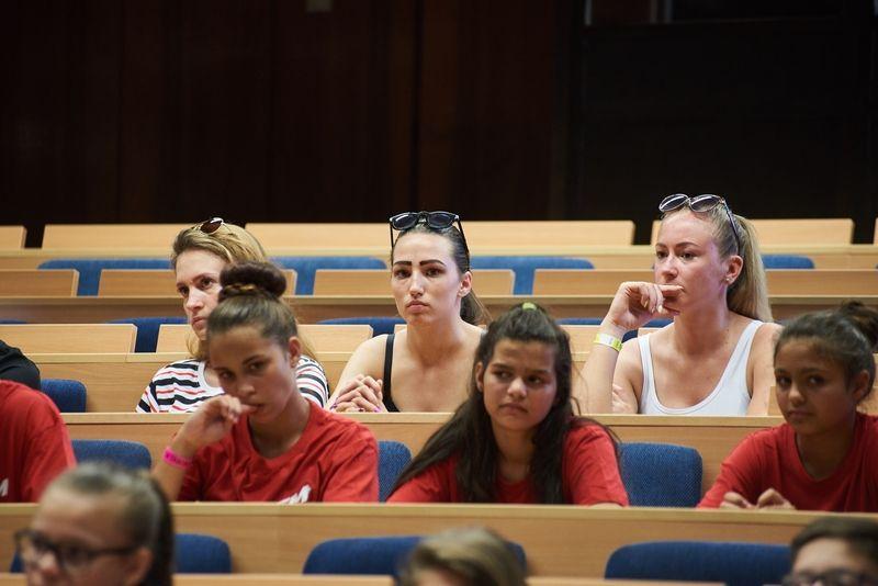 Mentortábor az egyetemen