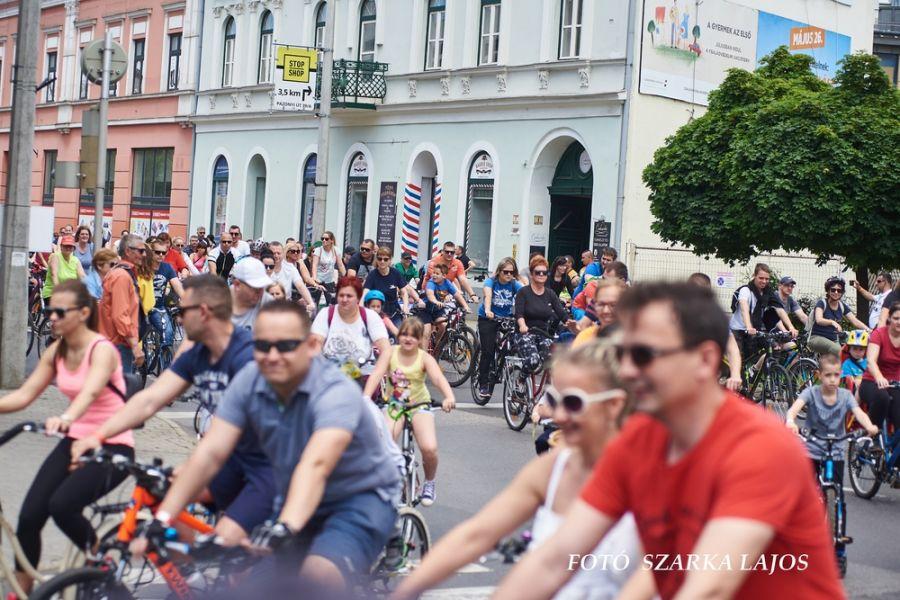 Michelin Bringafesztivál 2019 - Vidám Kerekezés