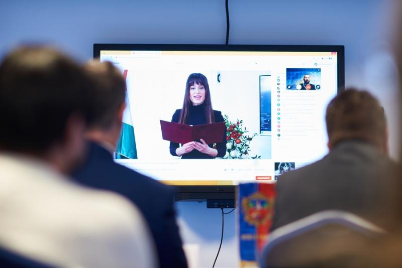 MKN 2021 online ünnepség közvetítés