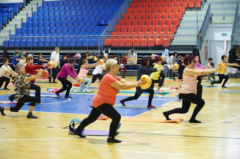 Mozdulj Nyíregyháza - esésmegelőzés mozgásprogram