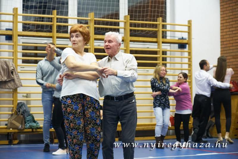 Mozdulj Nyíregyháza - latin táncház