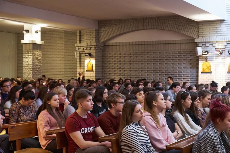 Nemzeti Összetartozás a Szent Imre gimnáziumban