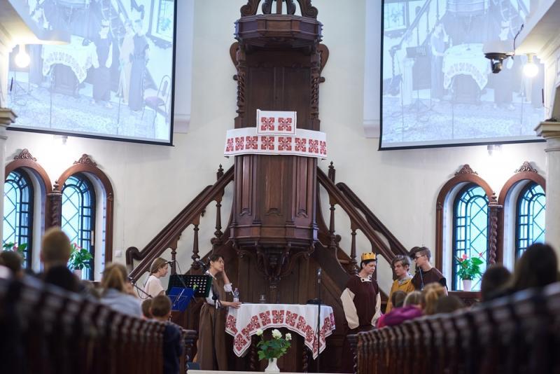 Nyári tábor a református felekezetnél