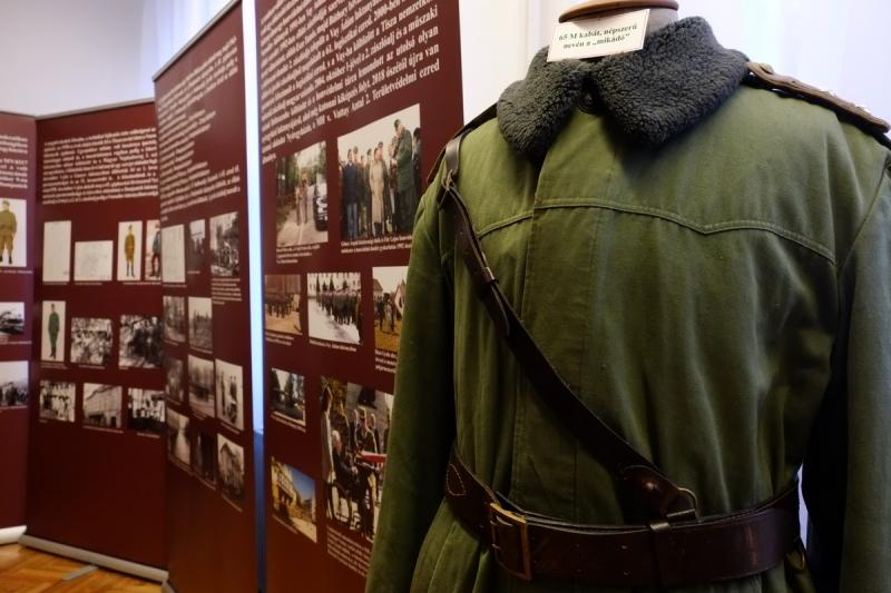 Nyíregyháza, a katonaváros - kiállítás