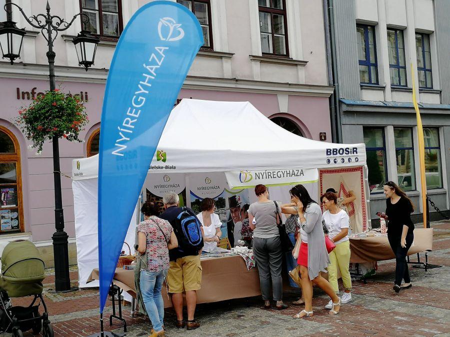 Nyíregyháza ismét Bielsko-Bialában járt