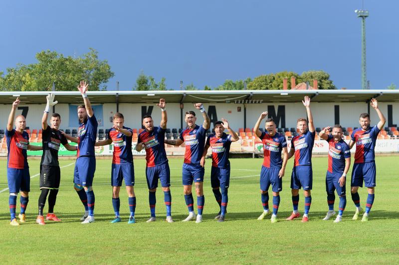 Nyíregyháza Spartacus FC-Dorog labdarúgó mérkőzés