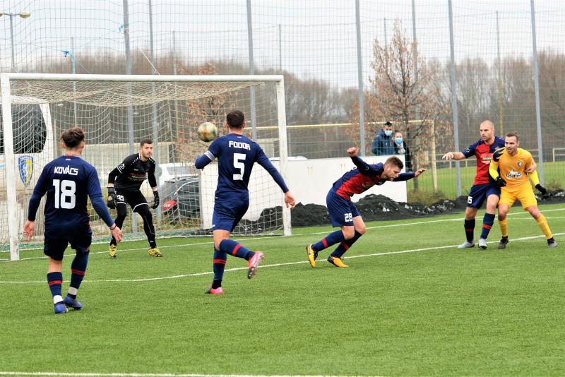 Nyíregyháza Spartacus FC - Tiszakécske felkészülési mérkőzés