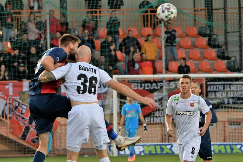 Nyíregyháza Spartacus-Honvéd - Mol Magyar Kupa labdarúgó mérkőzés