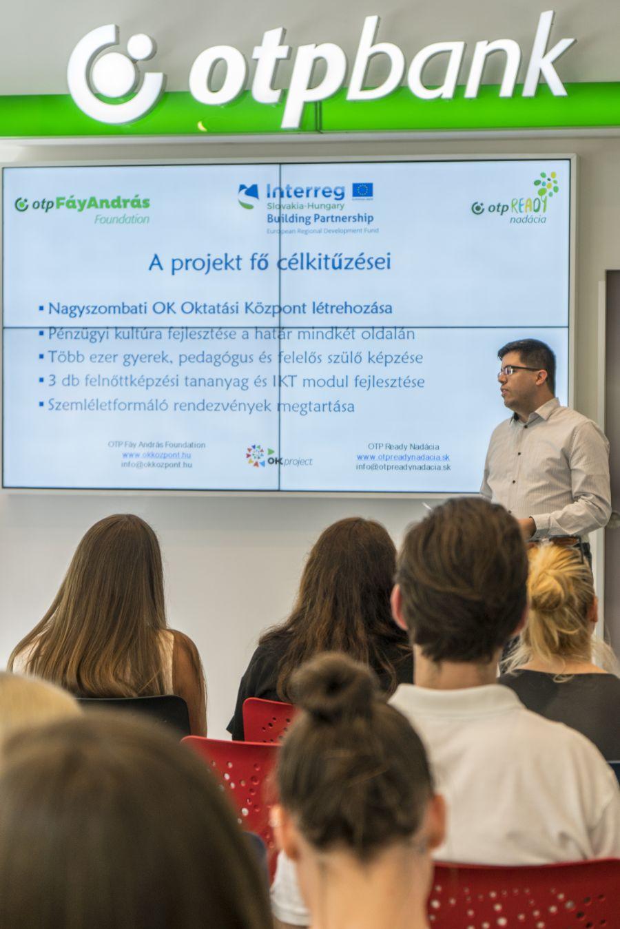 Nyíregyházán zárul a határon átívelő pénzügyi képzési program