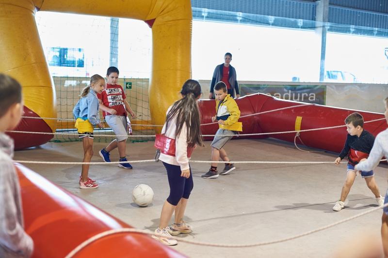 Nyíregyházi Sportcentrum nyári tábora 2020