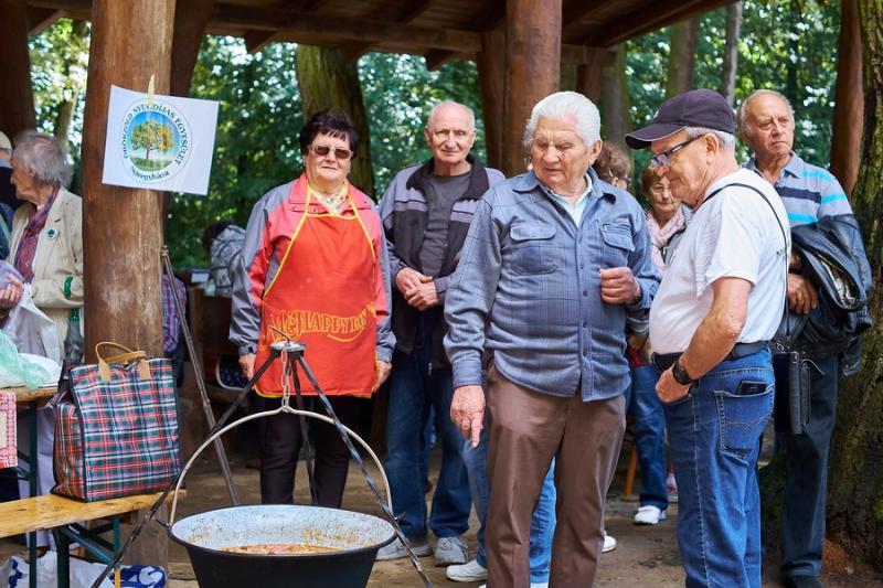 Nyugdíjasok főzőversenye 2021