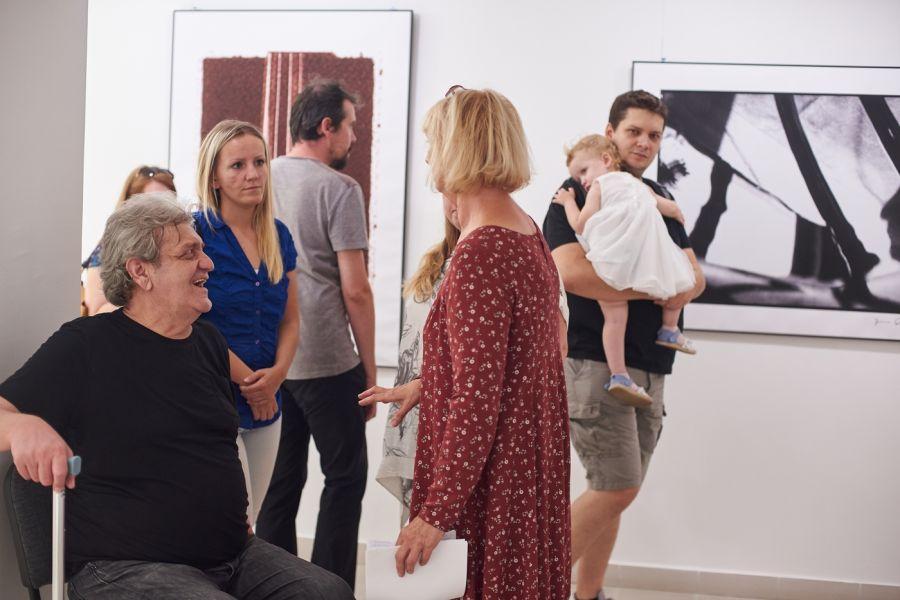 Ösztöndíjas képzőművészek kiállítása 2019