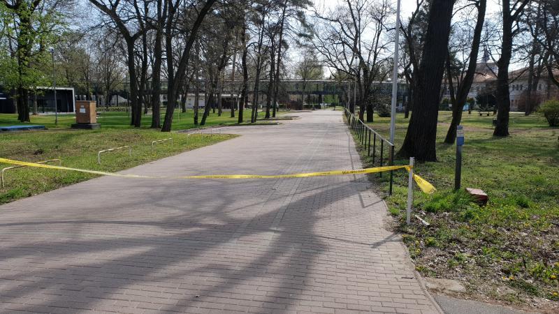 Óvintézkedések Nyíregyházán – Sóstói parkolók lezárva