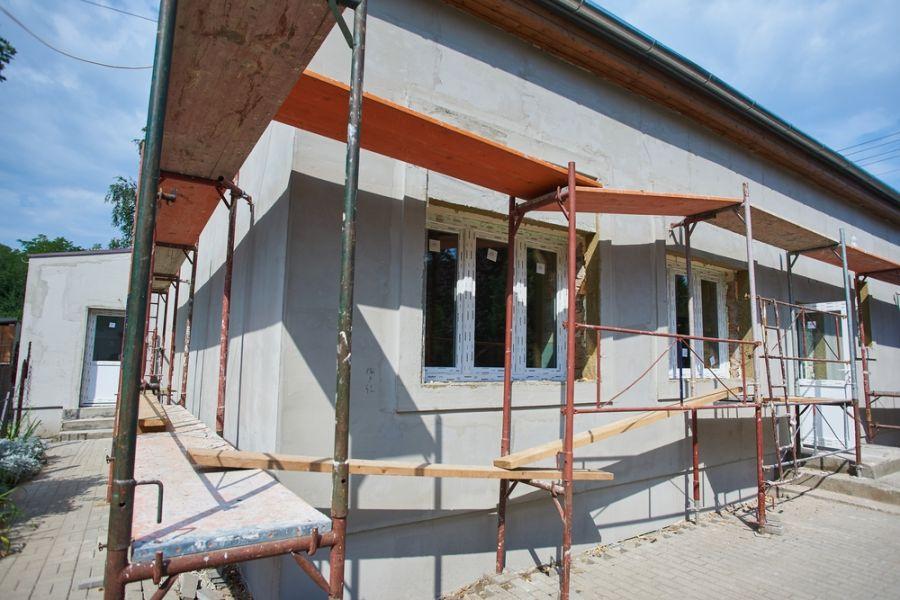 Óvoda felújítás Mandabokorban 20190827
