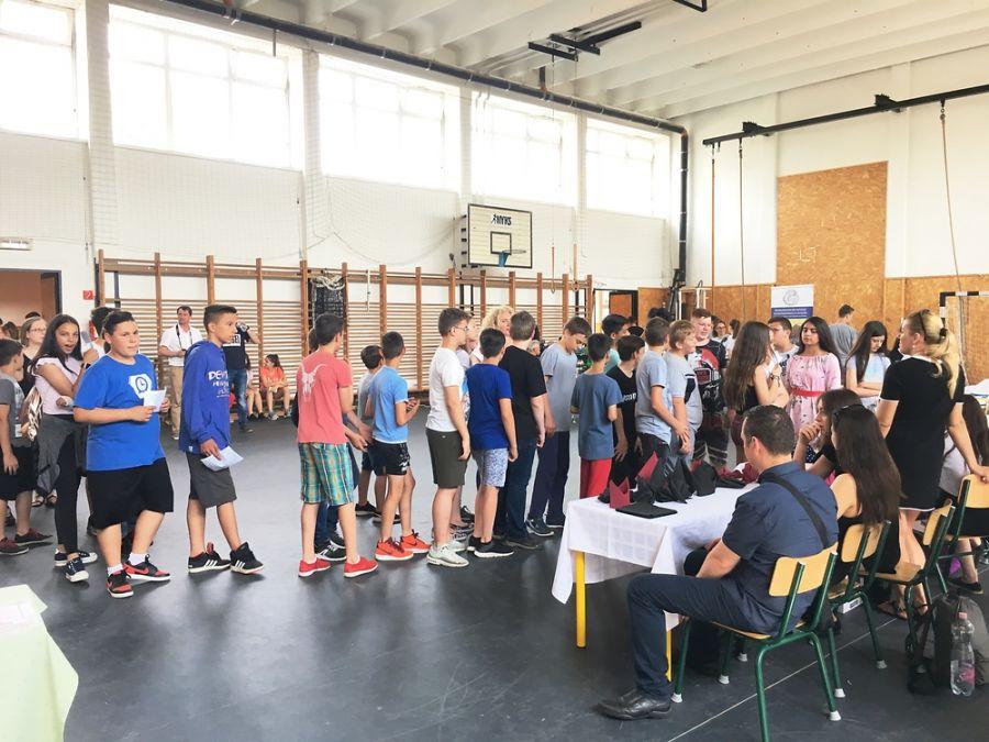 Pályaorientációs nap a Móricz Iskolában