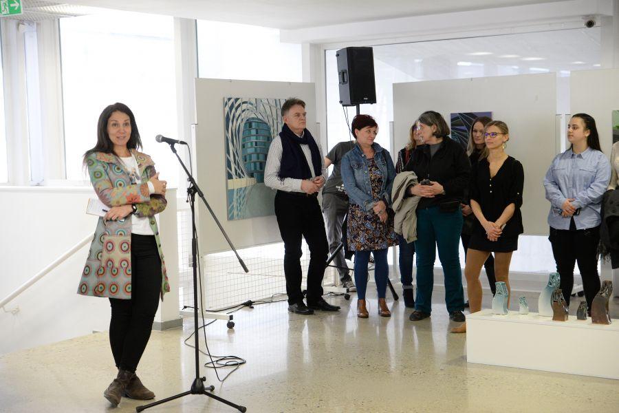 Pályázati kiállítás a VMKK-ban