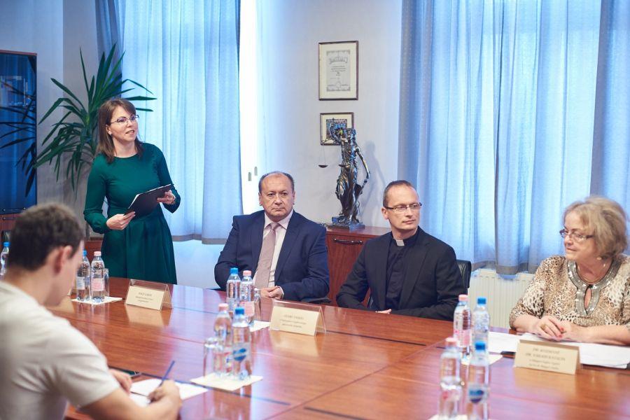 Papi Foci Kupa sajtótájékoztató