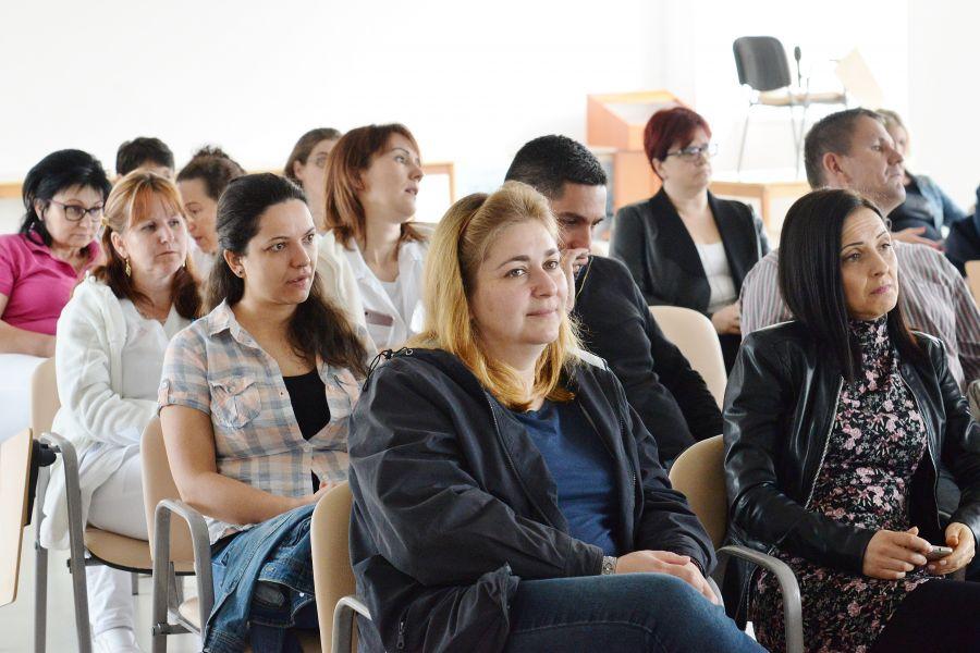 Partnerségi találkozó és értekezlet
