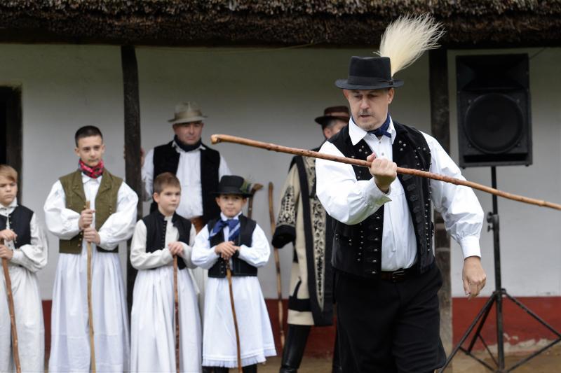 Pásztorforgatag a Sóstói Múzeumfaluban