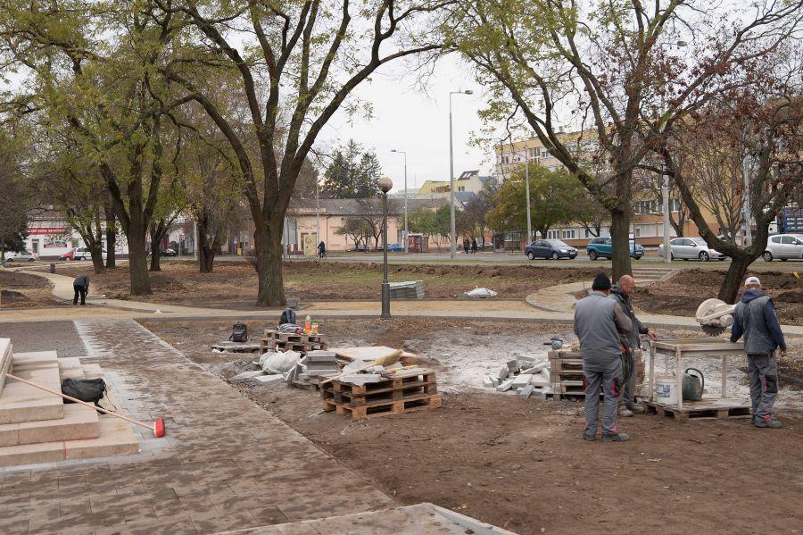 Pazonyi tér felújítás_2018.11.19.