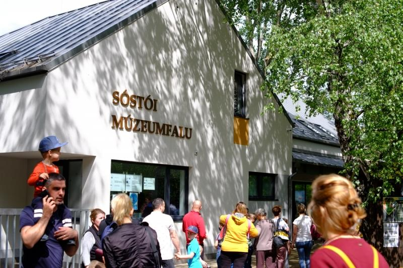 Pünkösd a múzeumfaluban 2021