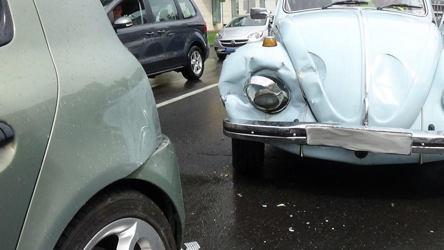 Ráfutásos baleset történt péntek délután a Vay Ádám körúton