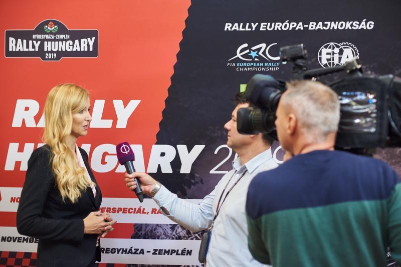 Rally EB beharangozó