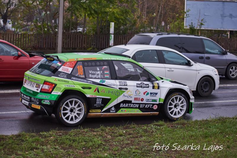 Rally EB gépátvétel 2019