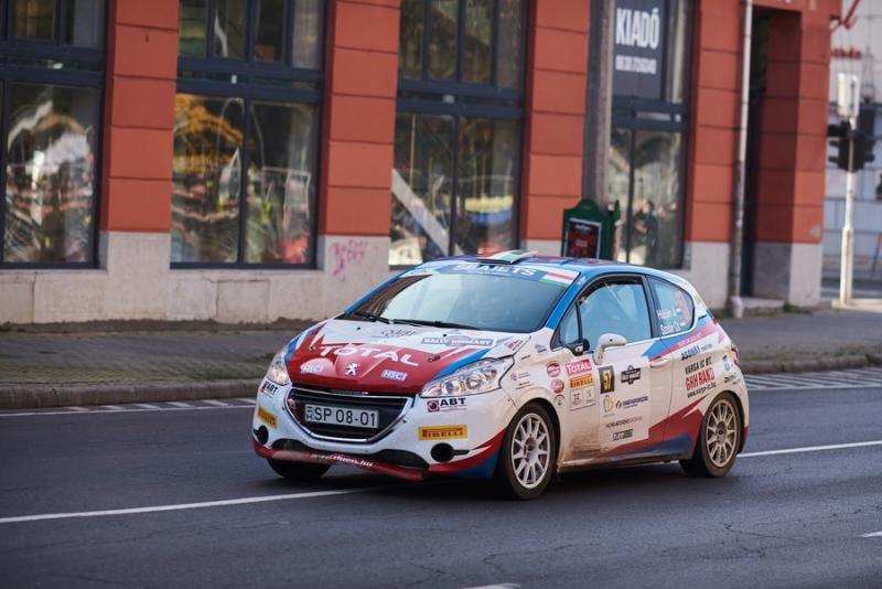 Rally Hungary 2020 Nyíregyháza - gyorsasági szakasz