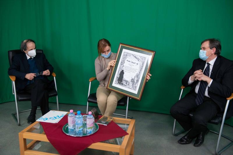 Ratkó-díj a moldvai irodalmárnak (Fotók: Csutkai Csaba)